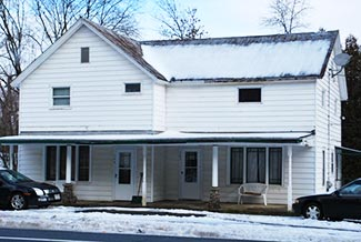 RENTED: Schuylerville, NY 2 BR House – 143 Route 4 N