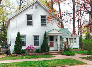 RENTED: Saratoga Springs, NY 2 BR House – 74 State Street